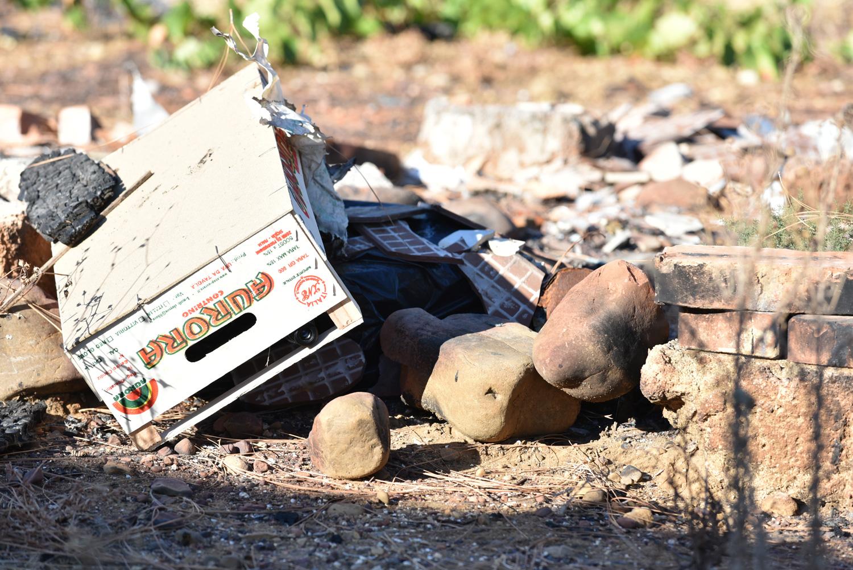 e-Killer Mimetizzazione Dispositivo di videosorveglianza mobile anti abbandono rifiuti