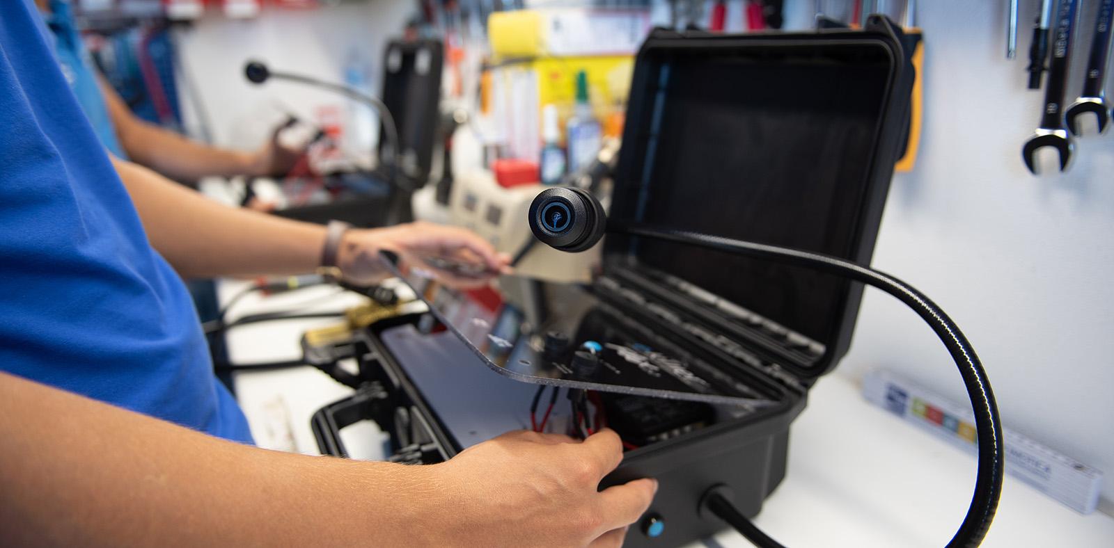 Assistenza Dispositivo Mobile Anti Abbandono Rifiuti eKiller